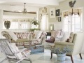 shabby living room