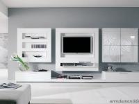 Pareti soggiorno moderne
