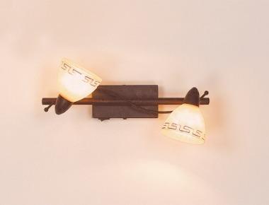 Lampade rustiche soggiorno