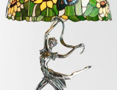 Lampade Tiffany soggiorno