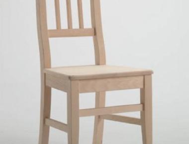 Sedie legno soggiorno