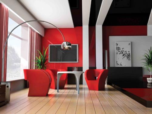 colori pareti soggiorno: bianco, pastello, colori accesi, colori terra