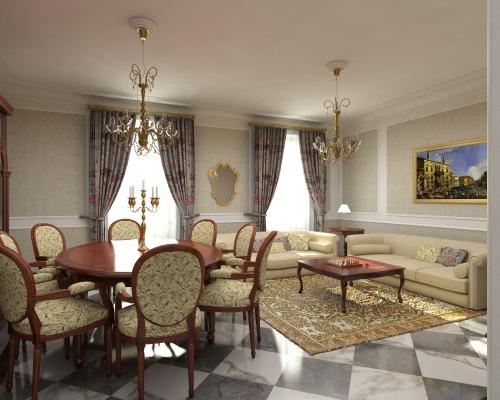 pavimento in marmo soggiorno: freddo, elegante, sobrio, classico