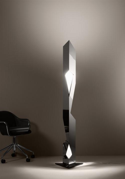 lampade moderne soggiorno: eleganti, sottili, estrose, design