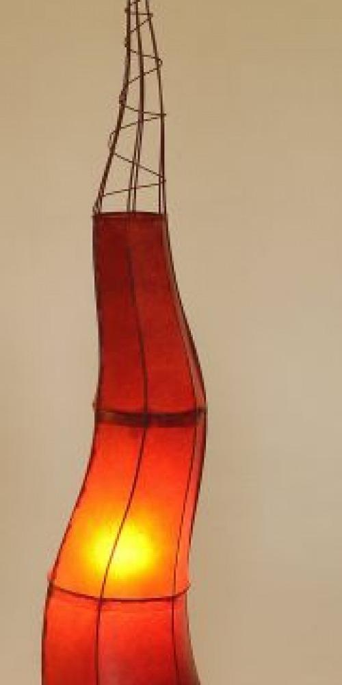 lampade etniche soggiorno: da tavolo, da terra, da parete