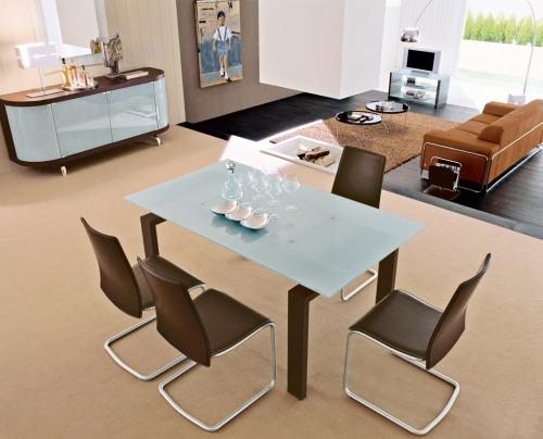 Tavoli Da Soggiorno Moderni Allungabili : Tavoli soggiorno