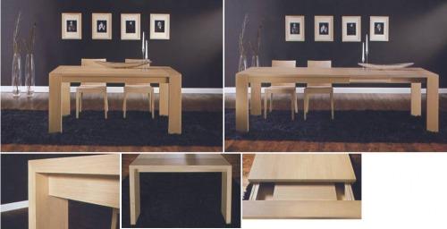 tavoli allungabili soggiorno: funzionali, classici, moderni, design
