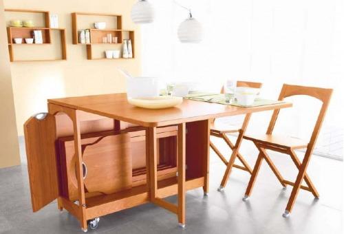 Tavoli pieghevoli soggiorno funzionali salvaspazio - Tavoli pieghevoli salvaspazio ...