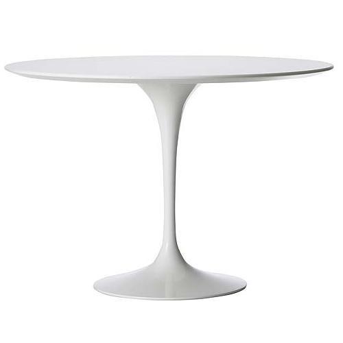 Tavoli in plastica soggiorno leggeri resistenti facile for Runder tisch tulip design eero saarinen