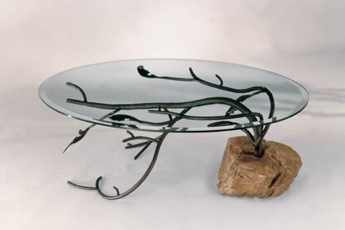 soggiorno: tavolini in ferro battuto, classico, country, moderno